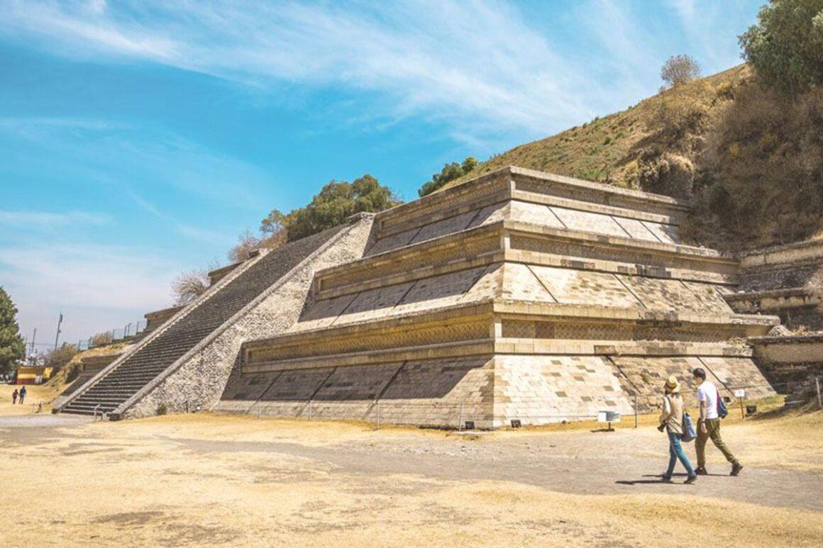 Felipe Sandoval - Mis recomendaciones - Pirámide de Cholula Tlachihualtepetl