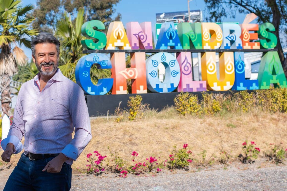 Felipe Sandoval San Andres Cholula